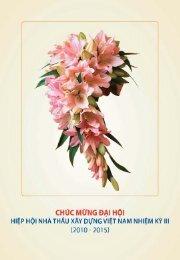 nha thau dai hoi:Layout 1.qxd - Hiệp hội Nhà thầu Xây dựng Việt Nam