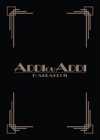 Brochure Addi ou Addi