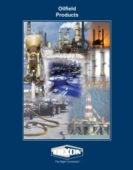 Dixon Oil Field Products Catalog - Hydraulic Hose