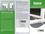Protection contre la corrosion - Truth Hardware