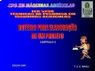 cap.04 ELABORACAO DE PROJETO ... - LEB/ESALQ/USP