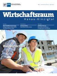 IHK Wirtschaftsraum: Ausgabe April