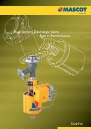 FlushFlo Flush Bottom Discharge Valve Best In Performance
