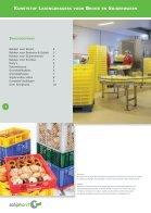 Kunststof Ladingdragers voor Brood & Suikerwaren - Page 2