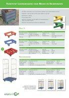 Kunststof Ladingdragers voor Brood & Suikerwaren - Page 6