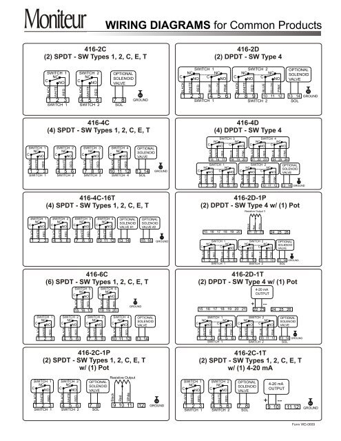 Wd-0609 Wiring Diagrams Cdr