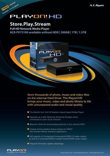 Store.play.stream - Box.co.uk