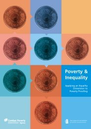Poverty and Inequality.pdf - Equality Authority