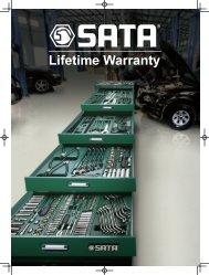 Catalog scule de mână și accesorii SATA Tools