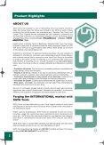 Catalog scule de mână și accesorii SATA Tools - Page 2