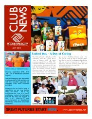 United Way - A Day of Caring - Boys & Girls Clubs of Southeast ...