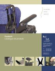 Positech Catalogue de produits - Positech innovation
