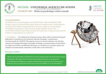 IDCOOK / UON DESIGN, AGENCE CREATIONS - Portail Humanitaire