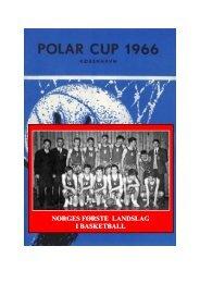 Fullstendig presentasjon av Polar Cup 1966 - Norges ...