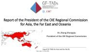 The 5th Regional Steering Committee Meeting on ... - OIE Asia-Pacific