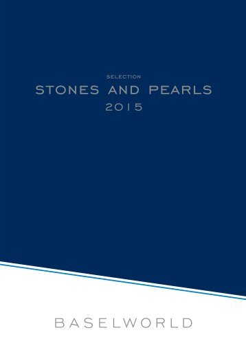 stones and pearls 2015