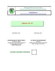 Bah. Pengawalan Perancangan - JPBD Selangor