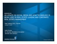 AN UPDATE ON SOCIAL MEDIA AND HOW TECHNOLOGY IS BEING USED IN REAL ...