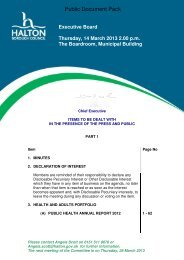 Public reports pack PDF 5 MB - Meetings, agendas and minutes