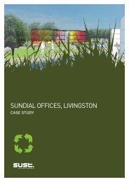 Sundial Office - Sust.