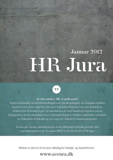 nyhedsbrev fra januar 2012