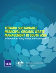 Toward sustainable Municipal Organic Waste Management in South ...