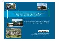"""Projekt """"Regionale Identität"""" - von Dr. Waldemar Vogelgesang"""