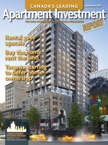 September 2010 - Real Estate Forums