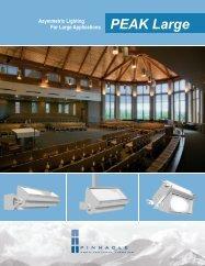 PEAK Large - Pinnacle Architectural Lighting