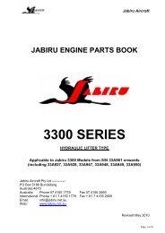 Throttle Cable kit - Jabiru