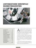 HORIZONTALE BEARBEITUNGSZENTREN - Teximp SA - Seite 2