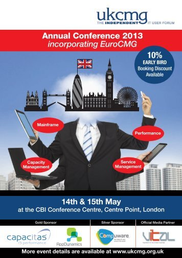 conference brochure - UKCMG