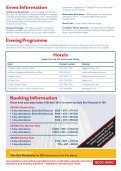 conference brochure - UKCMG - Page 6