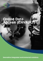 Online Data Access (ENVAULT) - Greenspan