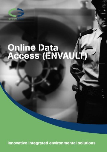 Online Data Access (ENVAULT) - Greenspan
