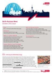 Berlin Business News - Berlin Partner GmbH