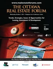 The Ottawa REALESTATE FORUM - Real Estate Forums