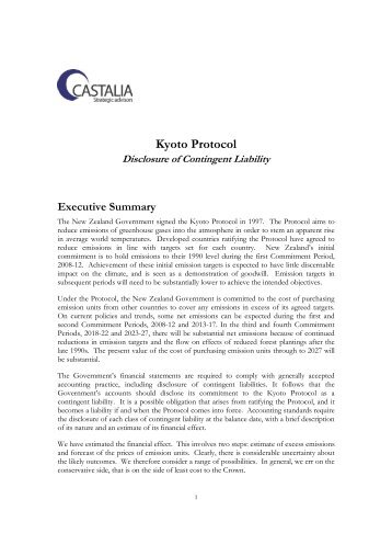disclosure of contingent liabilities Disclosure of contingent liabilities, and identifying through the survey of recent country practices emerging consensus and good practices to help guide policy makers in this area 5 the paper begins with a discussion of the definition of contingent liabilities, their taxonomy.