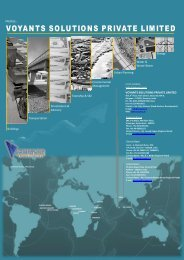 Profile: Voyants Solutions Private Limited - Voyants Solutions Pvt. Ltd.