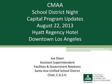 CASH - CMAA
