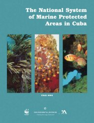 Marine Protected Areas in Cuba - Environmental Defense Fund