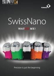 Tornos Swiss Nano - Teximp SA