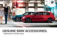 genuine BMW Accessories. equipped With The Best ideas.