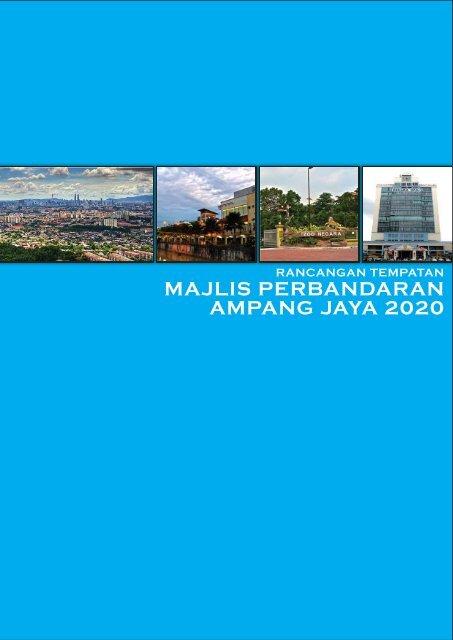 rancangan tempatan majlis perbandaran ampang ... - JPBD Selangor