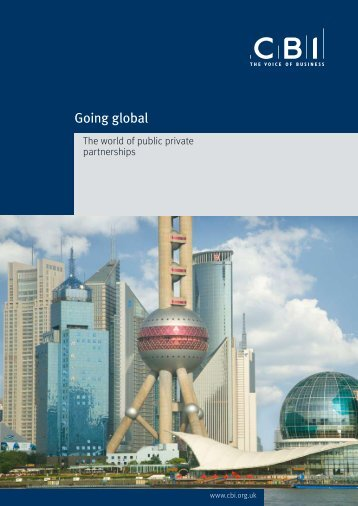 Going global - Infrastructure Australia