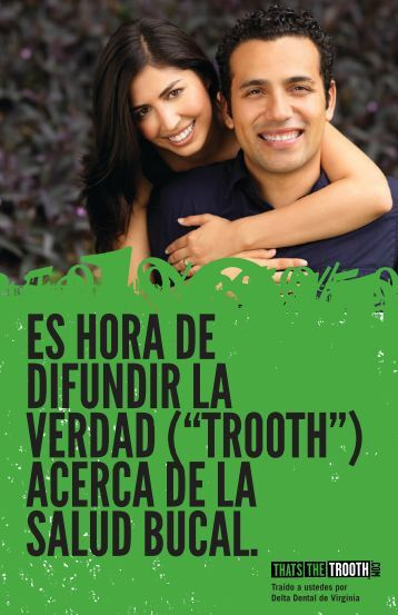 acerca de la salud bucal. - Delta Dental of Virginia