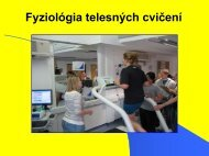 Fyziológia telesných cvičení (.pdf)