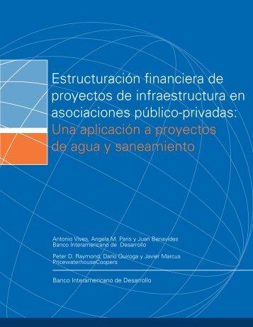 Estructuración financiera de proyectos de ... - Cumpetere