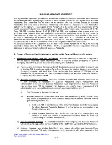 Hipaa Business Associate Agreement City Of Coronado