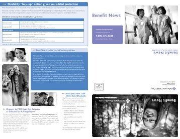 Benefit News - Advocate Benefits